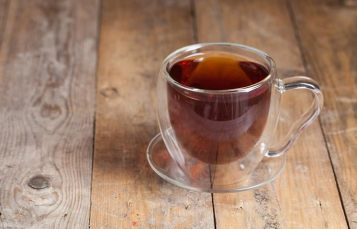 Tea-And-Lemon-Juice